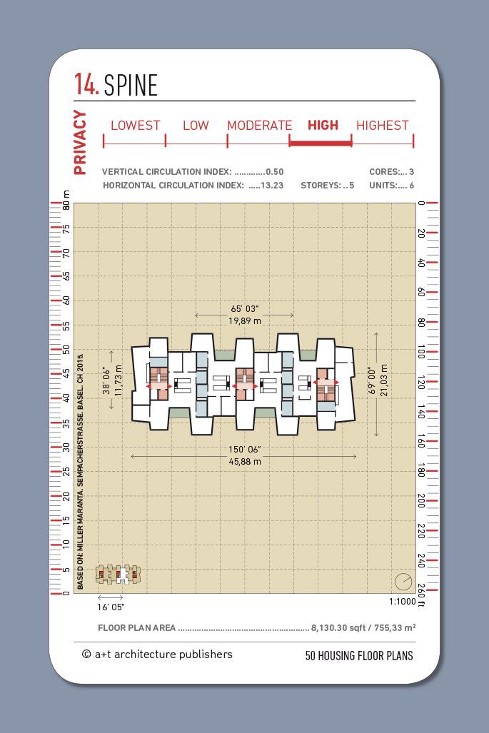 50 Housing Floor Plans 14