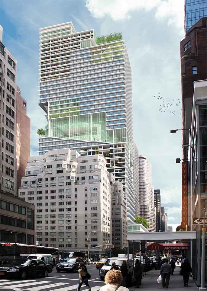 Stan Allen, Rafi Segal. Block/Tower. New York