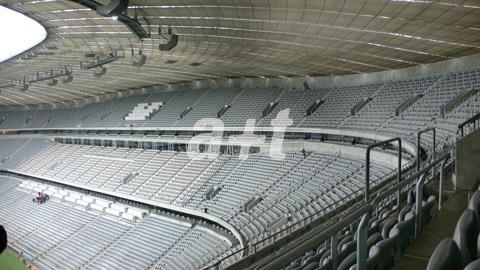 A T Herzog Amp De Meuron Allianz Arena Munich