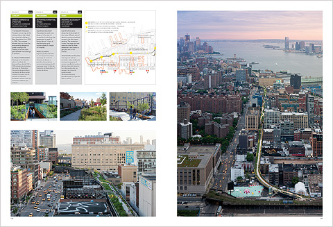 Field Operations, Diller Scofidio + Renfro. The High Line Secciones 1&2. Nueva York