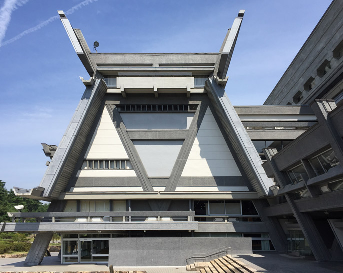 a+t visits  Kyoto Congress Center