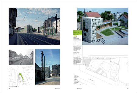 Architekt Magdeburg a t karo architekten open air library magdeburg germany