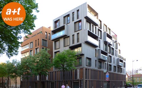 Brenac & Gonzalez. Mixed-use buildings. Paris. Revisited