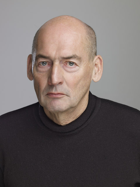 "Rem Koolhaas: ""Todas las arquitecturas son supervivientes"""