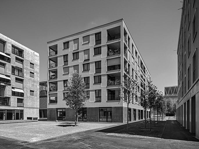 Duplex Architekten In Cooperation With Futurafrosch. Hunziker Areal Urban  Master Plan. Zurich. Switzerland