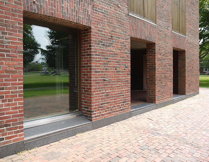 Louis Kahn Biblioteca Philip Exeter Academy
