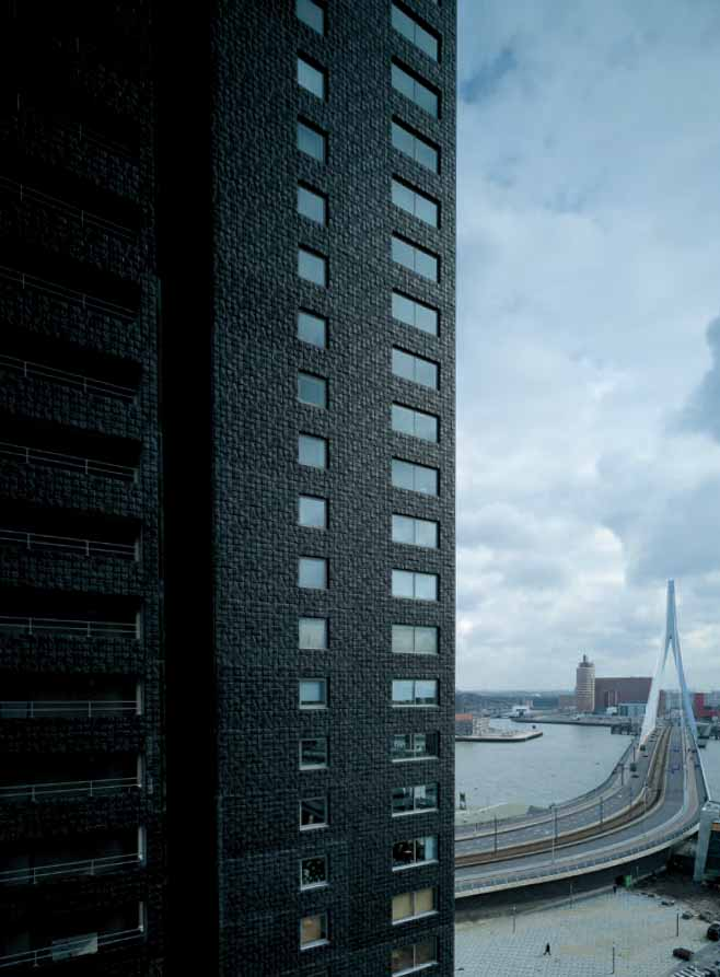At Wiel Arets Hoge Heren Towers Rotterdam