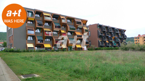 Ofis. Housing in Izola. Slovenia