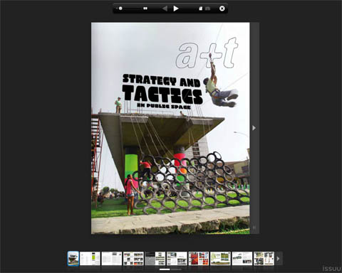YA A LA VENTA  <br /> a+t 38 Strategy and Tactics in Public Space