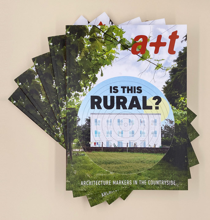 Is this Rural?: the new a+t series questions the identity of the territory