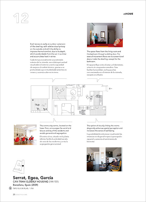 Density is Home. Case studies (2)