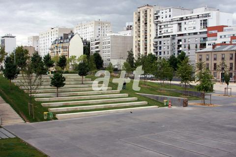 a t claire et michel corajoud adr architectes paysagistes jardins d 39 ole paris. Black Bedroom Furniture Sets. Home Design Ideas