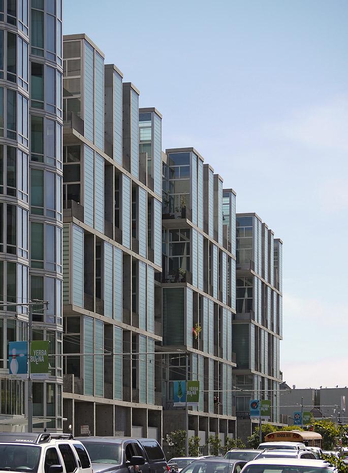 Stanley Saitowitz Part - 39: Stanley Saitowitz/Natoma Architects. Yerba Buena Lofts. San Francisco, 2002