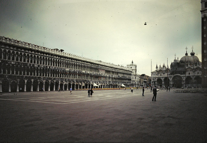 Grand Tour 1977. Palladio, Gardella and Venice