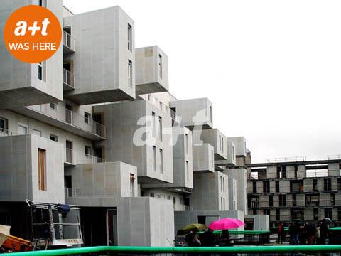 A t dosmasuno arquitectos 102 dwellings in carabanchel madrid spain - Arquitectos interioristas madrid ...