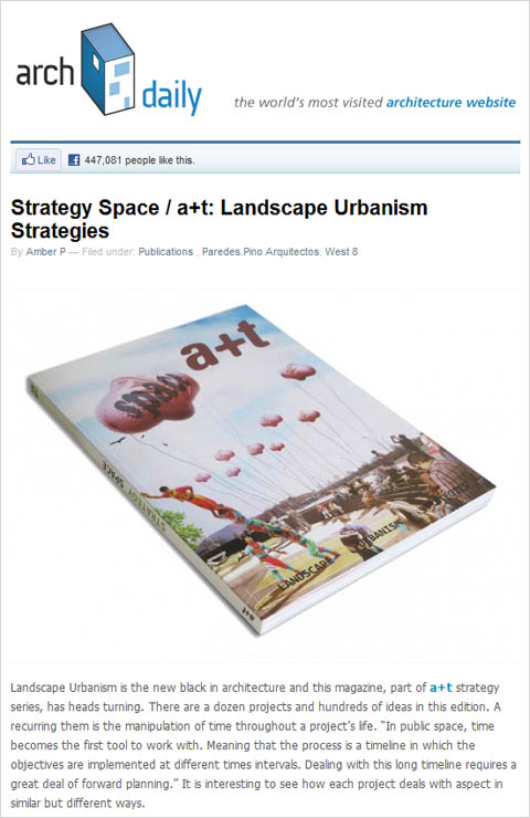 Strategy Space en ArchDaily