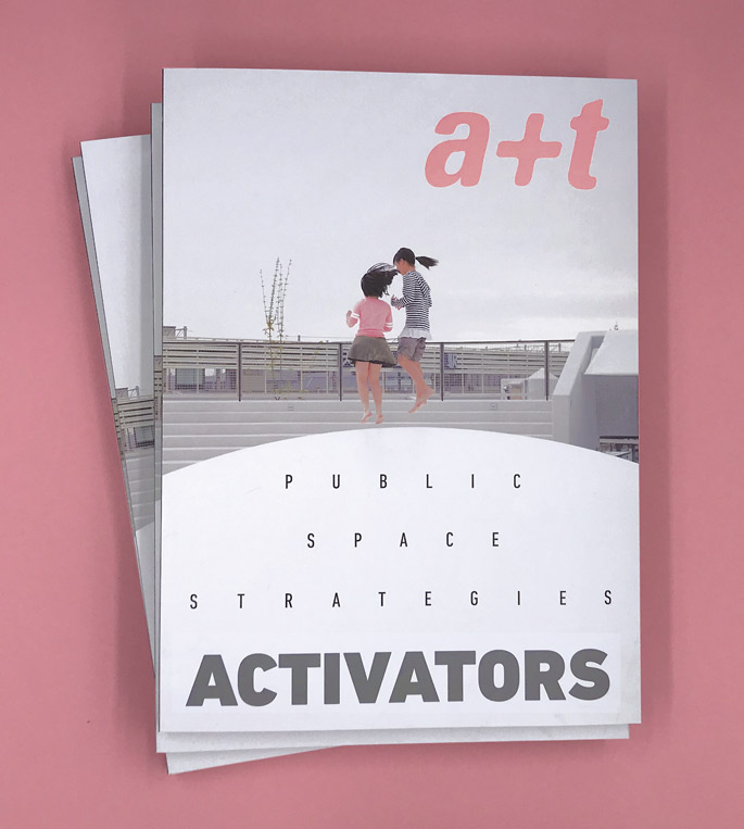 New issue! a+t 51 ACTIVATORS