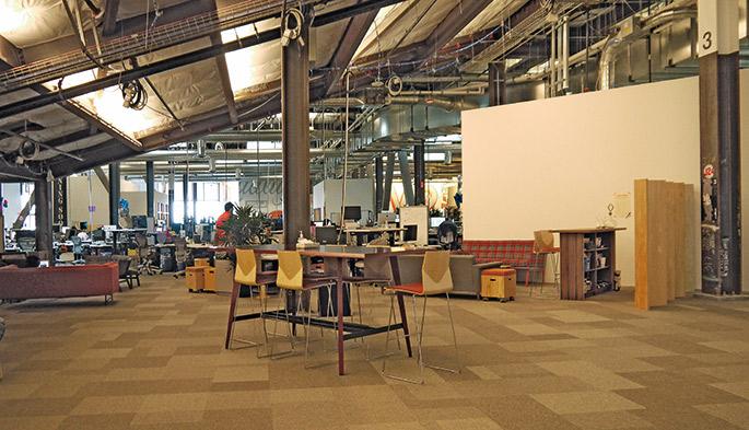 a+t - Facebook Headquarters MPK 20  Menlo Park, 2015