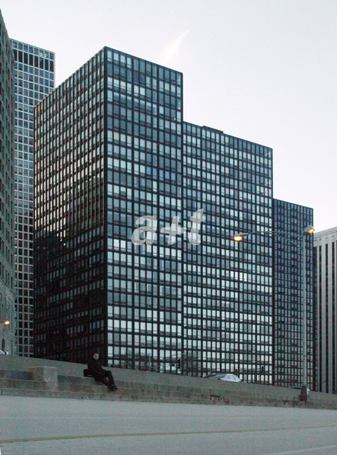 a t ludwig mies van der rohe lake shore drive apartments chicago. Black Bedroom Furniture Sets. Home Design Ideas