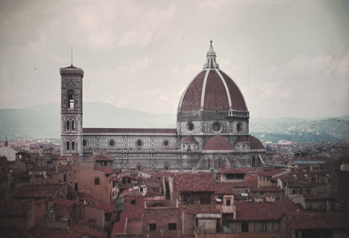 Grand Tour 1977. Brunelleschi
