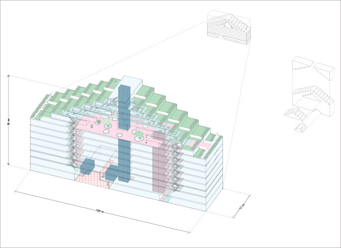 FORM&DATA. An anatomical review of collective housing buildings