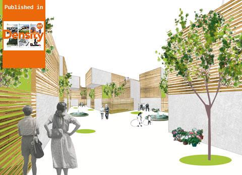 A t no mad arquitectos dwellings in durango spain - Flexo arquitectura ...